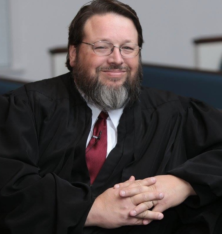 Photo of Judge Daugherty